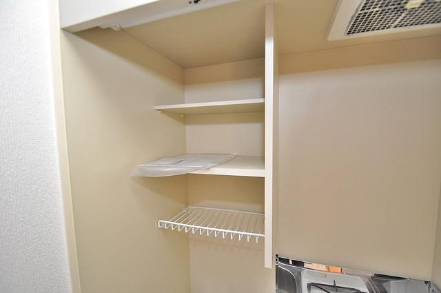 グランミサ公園前 各所に収納があるので、お部屋がすっきり片付きますね。
