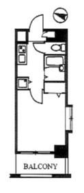 スカイコート本郷東大前第39階Fの間取り画像