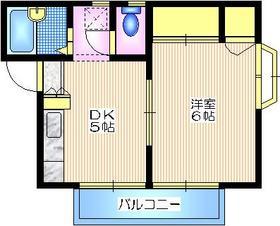 Q'PLEX1階Fの間取り画像