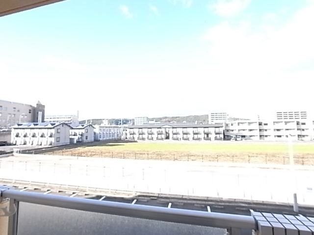 サンピア倉敷景色