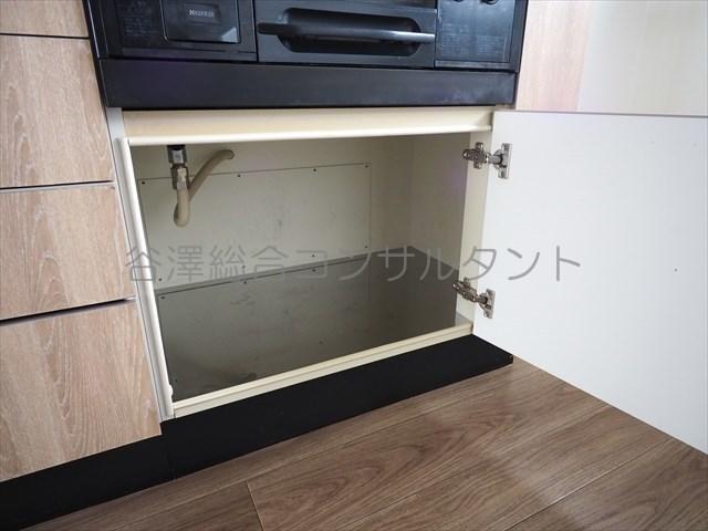 ロイヤルパレスふじみ野キッチン