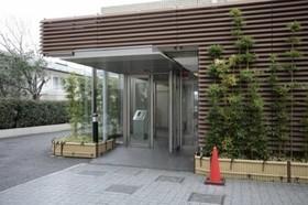 神楽坂パークハウスの外観画像
