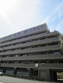 リーベスト立川錦町Ⅱの外観画像