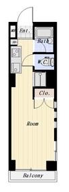 センチュリーハウス戸越 301号室