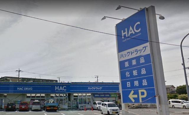 サンハイム富士見[周辺施設]ドラックストア