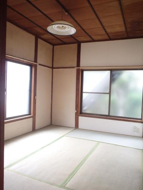 武田アパート居室