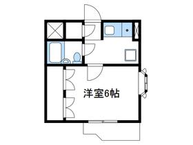 プレール小田急相模原3階Fの間取り画像
