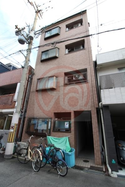 大阪市阿倍野区昭和町1丁目の賃貸マンションの外観