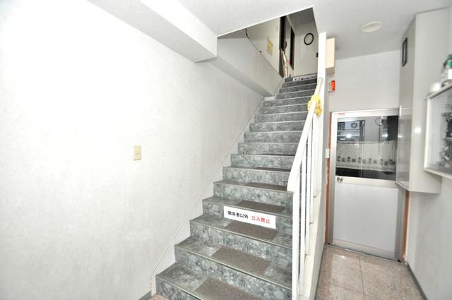 ビラ菱屋西 この階段を登った先にあなたの新生活が待っていますよ。