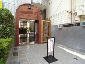 藤和シティコープ荻窪エントランス
