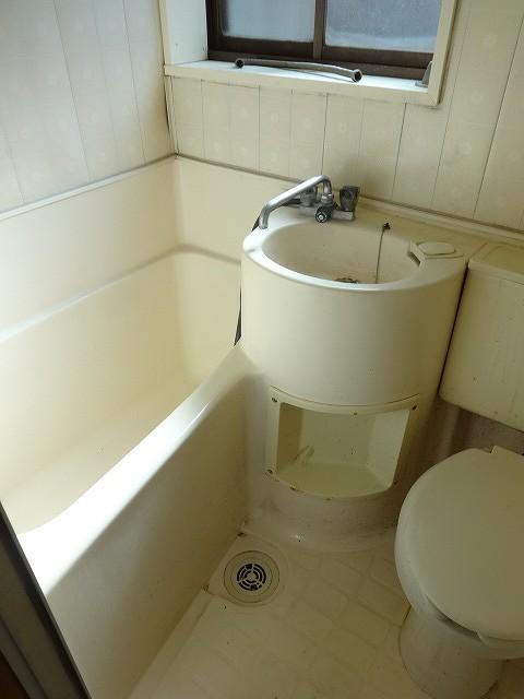 コーポワタナベ洗面所