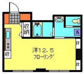 アイビープレイス3階Fの間取り画像