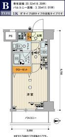 スカイコート板橋弐番館5階Fの間取り画像