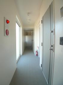 ブランドール�U 401号室