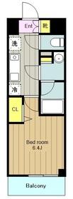 桜ヶ丘駅 徒歩30分7階Fの間取り画像