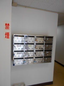 新丸子駅 徒歩1分エントランス