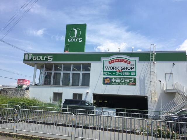 ゴルフ5堺上野芝店