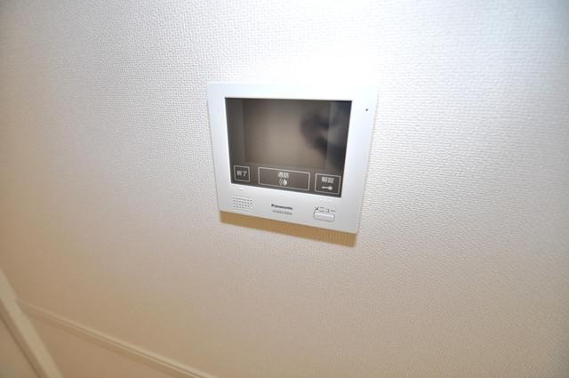 エイチ・ツーオー布施 TVモニターホンは必須ですね。扉は誰か確認してから開けて下さいね