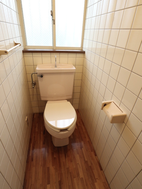 Lパレス立川トイレ