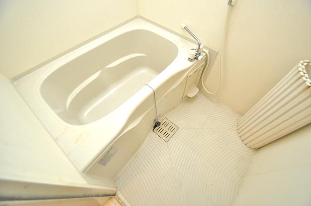 ソレジオ武村V S 機能的なバスルームはトイレと別々なので、広々としていますよ。