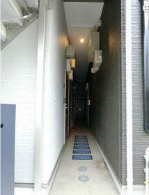 メゾンフィエール横浜エントランス