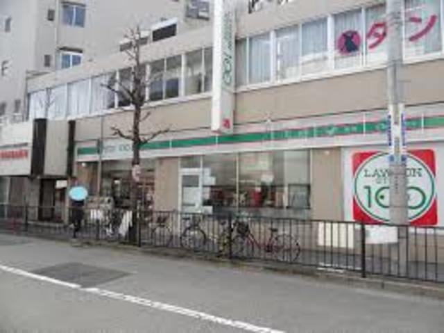 ローソンストア100甲子園口店