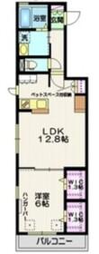 Ma Maison Senzoku1階Fの間取り画像