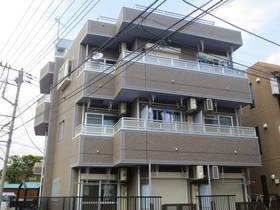 新川崎駅 徒歩4分の外観画像