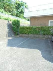 フラット天野駐車場