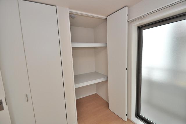 シャーメゾンアマヤハイツ 各所に収納があるので、お部屋がすっきり片付きますね。