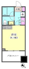 シティタワー大井町 515号室