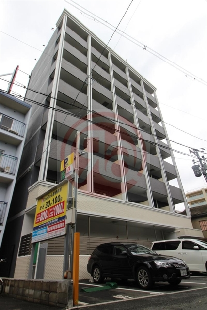 U-ro鶴橋駅前の外観