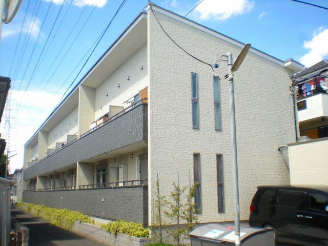 高田駅 徒歩8分の外観画像