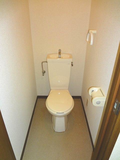 エステート三ツ沢トイレ