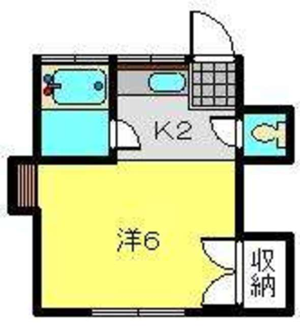 和田町駅 徒歩10分間取図