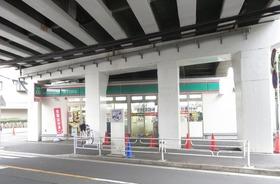 ローソンストア100八丁畷駅前店