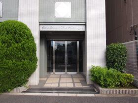 中目黒駅 徒歩9分エントランス