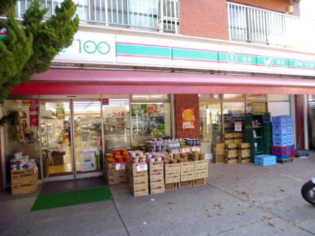 ローソンストア100 新高島平店