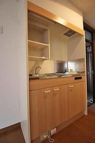 フィオーレ箱崎 : 2階キッチン