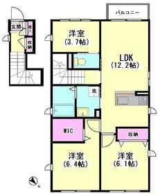 プレミアス桜坂 201号室
