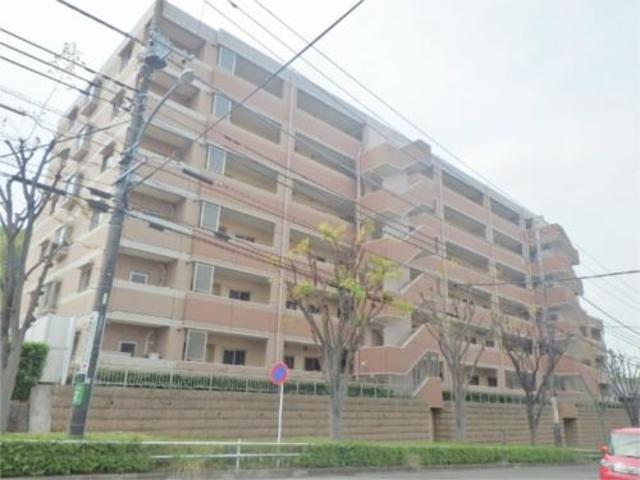 ライオンズマンション稲城の外観画像