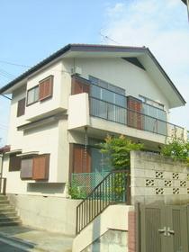 小金井邸宅の外観画像