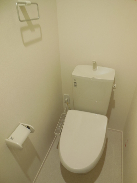 フルール目黒トイレ