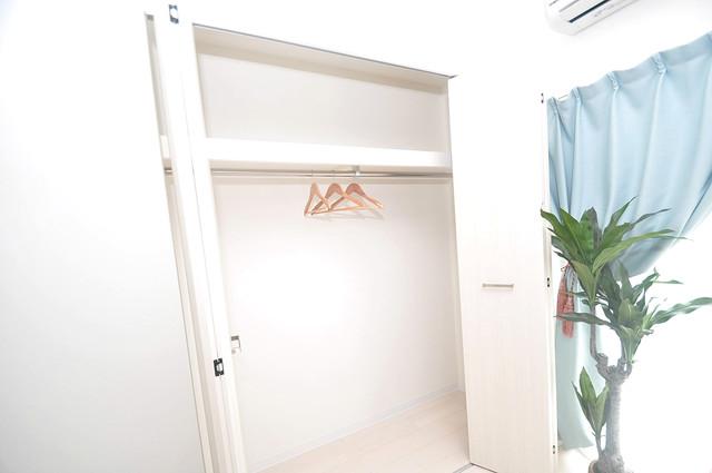 Luxe布施駅前 もちろん収納スペースも確保。いたれりつくせりのお部屋です。