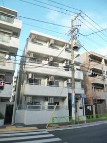 スカイコート桜新町の外観画像