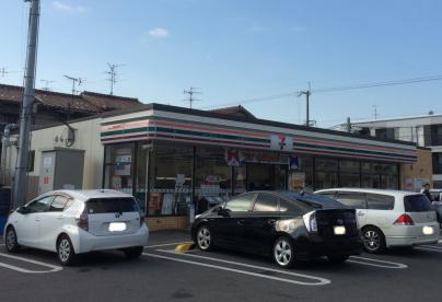レオパレス菱屋西 セブンイレブン東大阪小若江4丁目店
