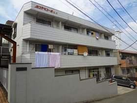 ヨコヤマコーポⅡの外観画像
