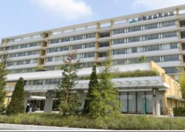グリシーヌパークB[周辺施設]病院