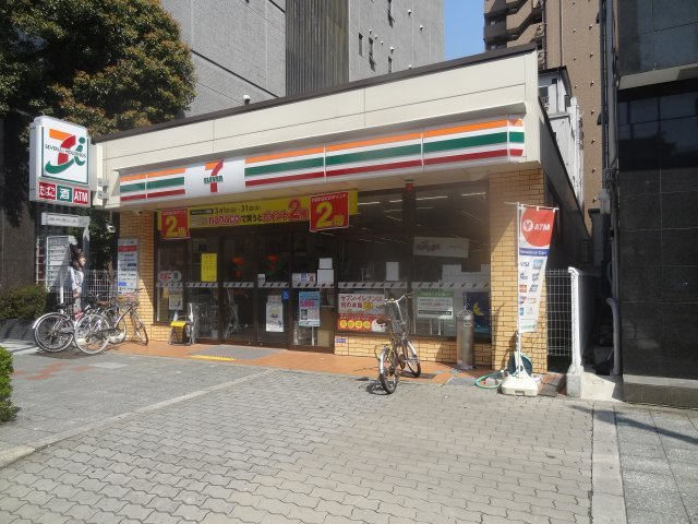 セブンイレブン大阪福島西通店
