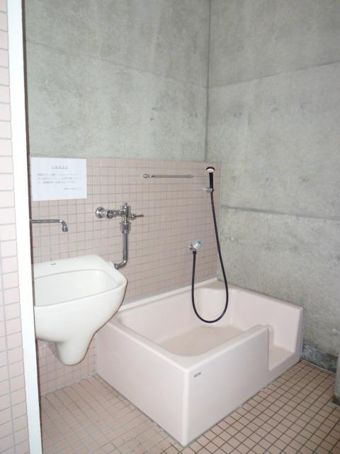 ワンちゃん・猫ちゃんの洗い場♪